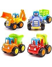 Toyshine Sunshine Unbreakable Automobile Car Toy