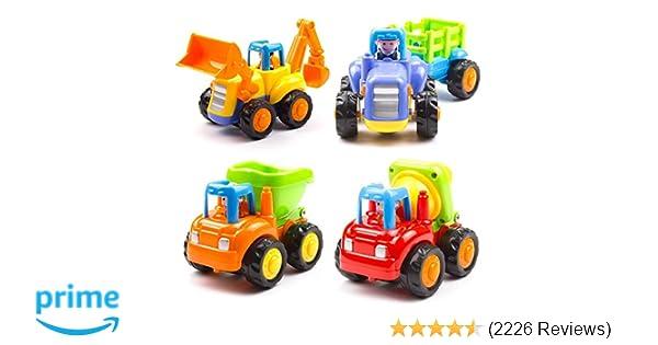 Buy Toyshine Sunshine Unbreakable Automobile Car Toy Set Online At