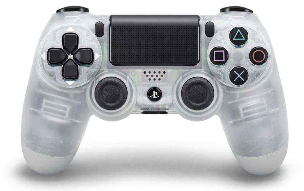 PS4 Controller (crystal)