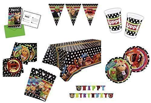 Muppets Artículos De Fiesta Paquete