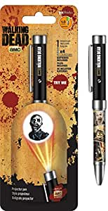 The Walking Dead Projecteur Stylo
