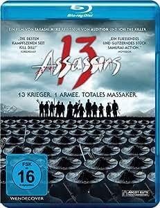 13 Assassins-Blu-Ray Disc [Import allemand]