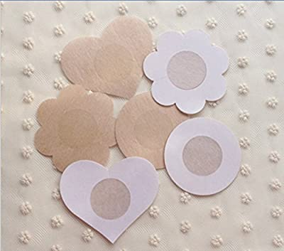 Liroyal Reusable Silicone Nipple Cover (1 pair) Nude Colour