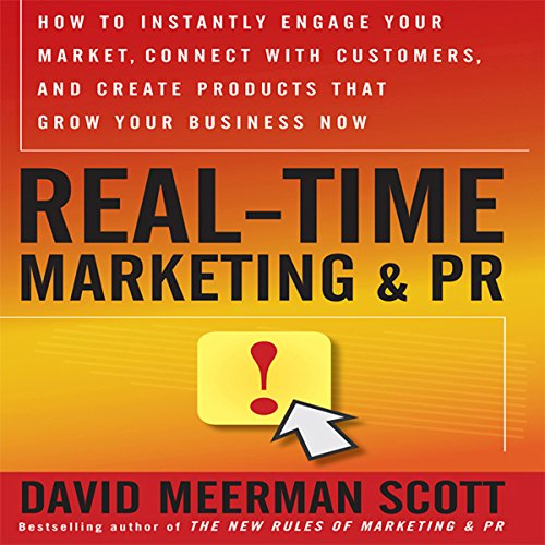 Real Time Marketing and PR  Audiolibri