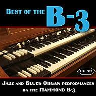 Jazz and Blues Organ Performances On the Hammond B-3