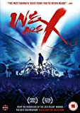 We Are X [DVD]