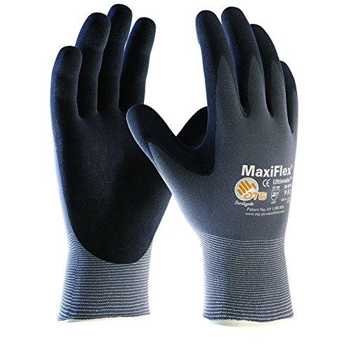 guanti maxiflex Atg ATGMFLEX34-874-10Maxiflex Ultimate nitrile Palm Glove