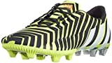 adidas Predator Instinct FG, Herren Fußballschuhe, Gelb (Light Flash Yellow S15/Ftwr White/Dark Grey), 42 EU (8 Herren UK)