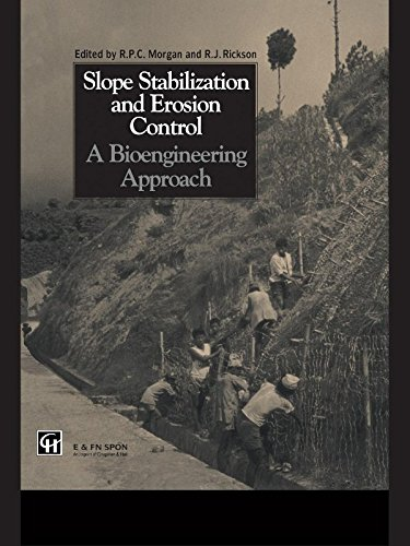 Slope Stabilization and Erosion Control: A Bioengineering Approach (English Edition)