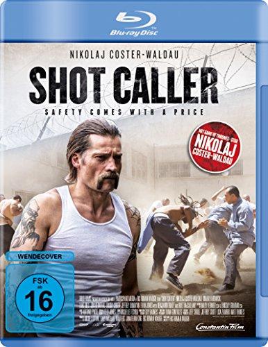 Shot Caller [Blu-ray] (Unfall-tv-serie)