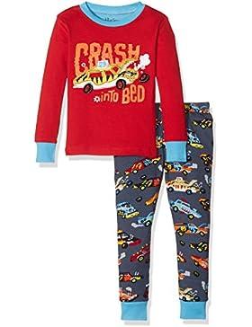 1ee038a4b Hatley Long Sleeve Appliqué Pyjama Set
