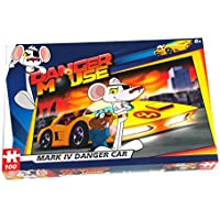 Paul Lamond Danger Mouse Car MKIV Puzzle (100-Piece)