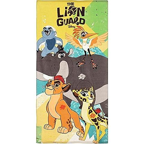 Disney Die Garde der Löwen Strandtuch Badetuch 70x140cm (Gruppe)