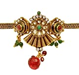 Satyam Jewellery Nx Traditional Green Re...