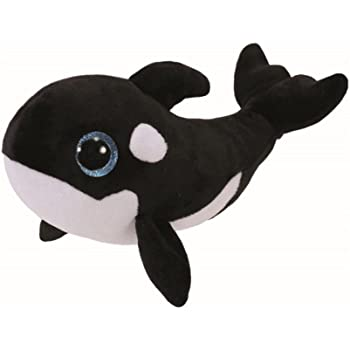 d51783bc000 TY 36893 - Beanie Boos Nona the Whale 15cm  Amazon.co.uk  Toys   Games
