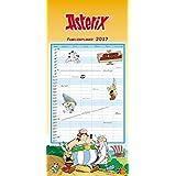 Asterix & Obelix Familienplaner 2017: Familienkalender 6 Spalten