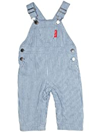 Toby Tiger Stripe Denim New B Baby Dungarees