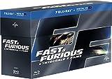 Fast and Furious - L'intégrale 7 films [Blu-ray + Copie digitale]
