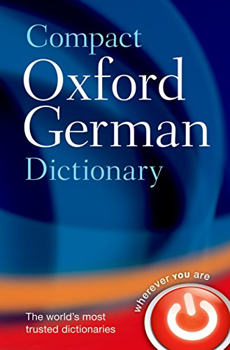 PDF Download Compact Oxford German Dictionary Read Online by