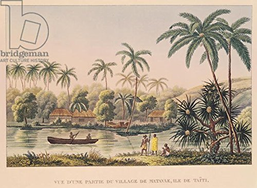 village-of-matavae-tahiti-illustration-from-voyage-autour-du-monde-sur-la-corvette-coquille-by-lieut