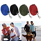 #10: Alcoa Prime Long 10m Dog Pet Puppy Traction Rope Training Neck Strap Nylon Lead Leash Walk Hiking Training Safe Pet neck strap dog leashes