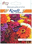 1.5 gram seeds, Flowers Bear Single to Semi Double bright colored flowers, A beautiful bed of Zinnias can be prepared all through the summer season. Germination of seed may take place in 10 - 20 days after sowing of the seed. Germination of seeds may...