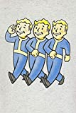 Fallout 76 - Three Vault Boys T-Shirt weiß M für Fallout 76 - Three Vault Boys T-Shirt weiß M