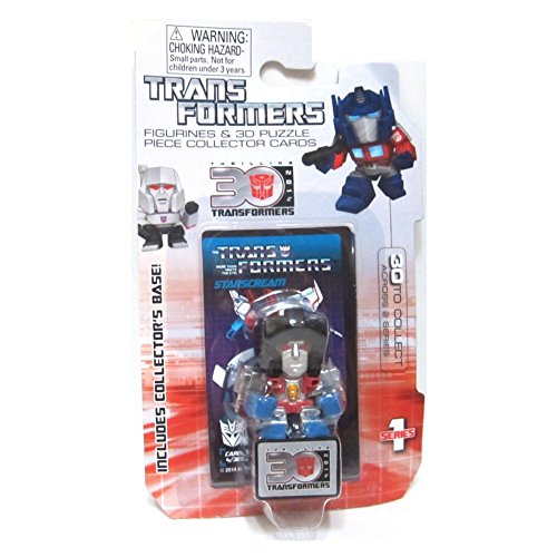 Starscream Transformers G1 30th Anniversary Series 1 Mini-Figur 4 - G1 Serie Transformers