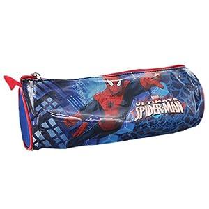 Spiderman – Estuche Escolar (Mega Brands 434010EPVC)