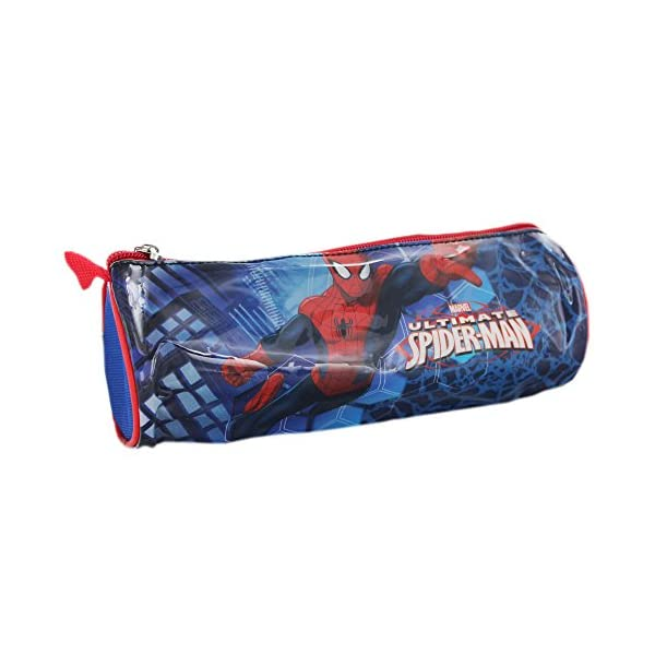 Spiderman – Estuche Escolar (Mega Brands 434010EPVC)