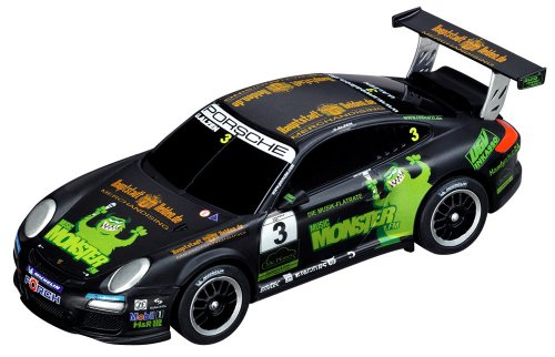 """Preisvergleich Produktbild Carrera GO!!! Porsche GT3 Cup """"Monster FM, U.Alzen"""" 20061216"""