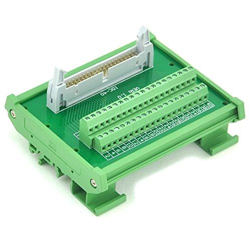 electronics-salon-idc-40-riel-din-montado-modulo-de-interfaz-breakout-bloque-de-terminales