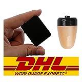 Microear GSM box del telefono senza fili auricolare nascosto invisibile auricolare set (Black box)