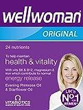 Best Womans Vitamins - Vitabiotics Wellwoman Original - 30 Capsules Review