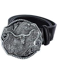 Amazon.fr   boucle western ceinture   Vêtements c8e4bd63d13
