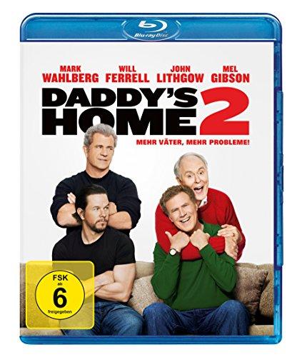 Daddy's Home 2 - Mehr Väter, mehr Probleme! [Blu-ray]