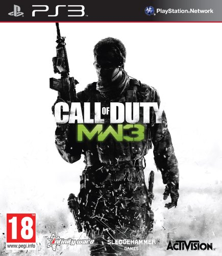 [UK-Import]Call Of Duty 8 Modern Warfare 3 Game PS3