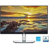 Dell S2319H 23 Inch IPS LED-backlit Ultrathin 2019 Monitor - (Piano Black) (5 ms Response Time, FHD 1920 x 1080 at 60 Hz with Built-in Speakers and HDMI/VGA)