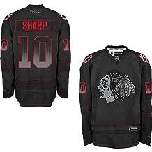 NHL Eishockey Trikot/Jersey CHICAGO BLACKHAWKS Patrick Sharp #10 Accelerator in LARGE