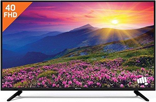 Micromax 101 cm (40 inches) Full HD LED TV 40A9900FHD/40A6300FHD (2017 model)