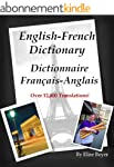English-French Dictionary, Dictionnai...