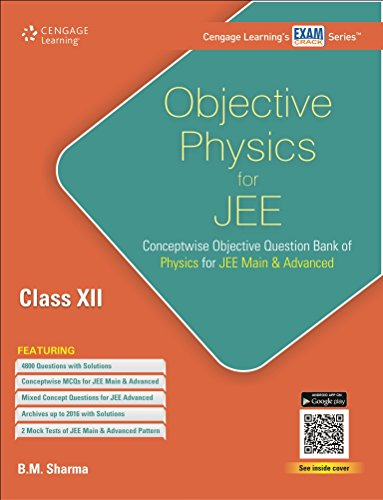 Objective Physics for JEE: Class XII