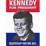 Kennedy For President Kunstdruck (27,94 x 43,18 cm)