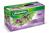 Dogadan Adacayi (Sage Herbal Tea) 20 Tea Bags