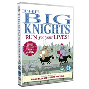 The Big Knights - Complete Series [ Origine UK, Sans Langue Francaise ] (Blu-Ray)