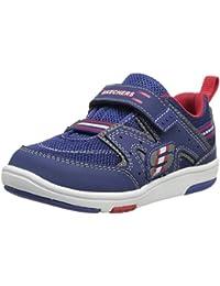 Skechers Cruzer - Zapatillas de material sintético para niño