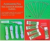 Accessoires PLUS pour trousse Dissection d'étudiant en Sciences