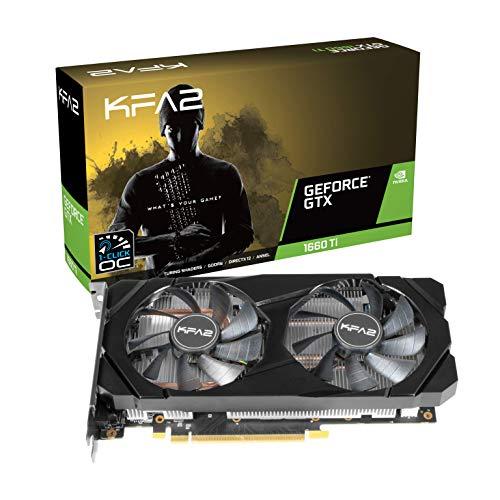 KFA2 GeForce GTX 1660 Ti OC 6GB 192-bit GDDR6