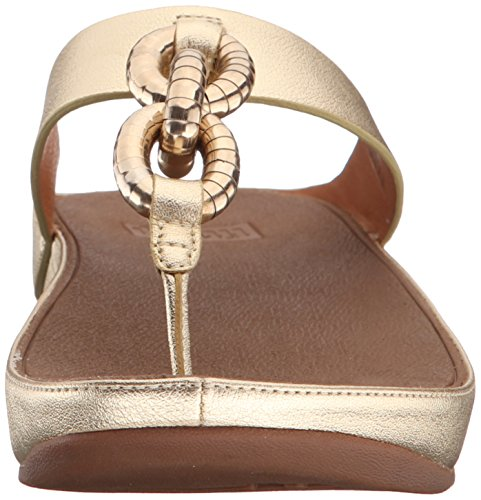 Or De Sandales Fitflop Womens Superchain Or