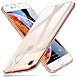 ST Creation Slim Fit Transparent Soft Silicone Flexible Safety Back case Cover